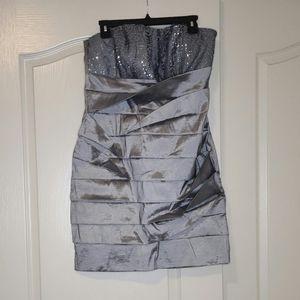 Ruby Rox Sparkle Cocktail Dress Size 18